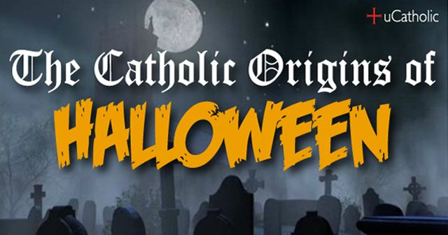 Halloween's origins are, in fact, very Christian. Halloween falls on October 31 because of a Pope, and its observances are the result of medieval Catholic piety.