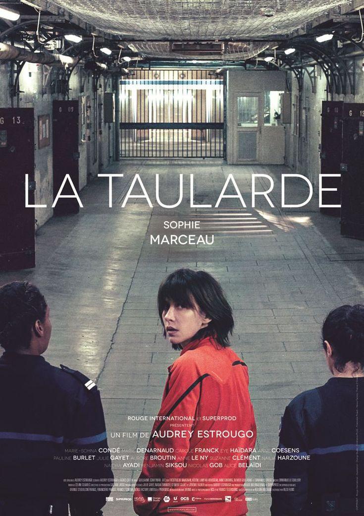 Affiche du film la Taularde - Septembre 2016