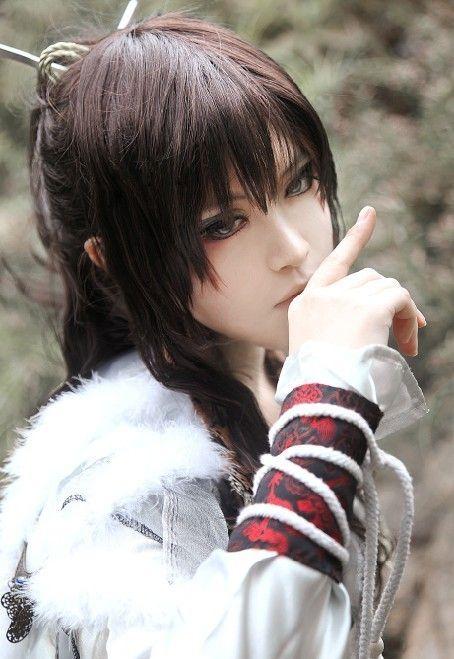 点击图片看看吧,有意想不到的惊喜哦 Coser Kenn - China male cosplayer