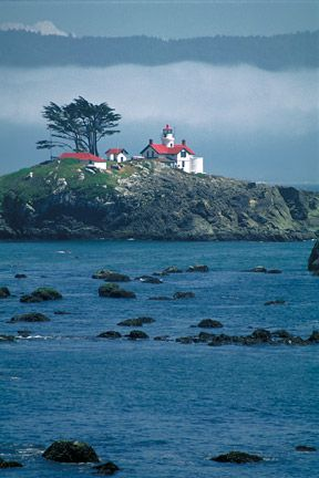Battery Point Lighthouse, Crescent City California