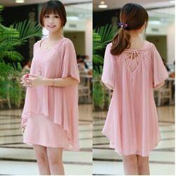 Ucuz Elbiseler Doğrudan Çin Kaynaklarında Satın Alın: Tarzı elbise( sahte iki)tarzı korean sürümüKod numarası m, l, xl, xxlPembe renk, kayısı, siyahMalzeme dışında: içinde şifon: streç pamuklu   * boyutu manuel ölçüm, olabilir 1 ~ 2cm h