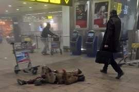 L'homme à la malette qui se fichait d'un blessé