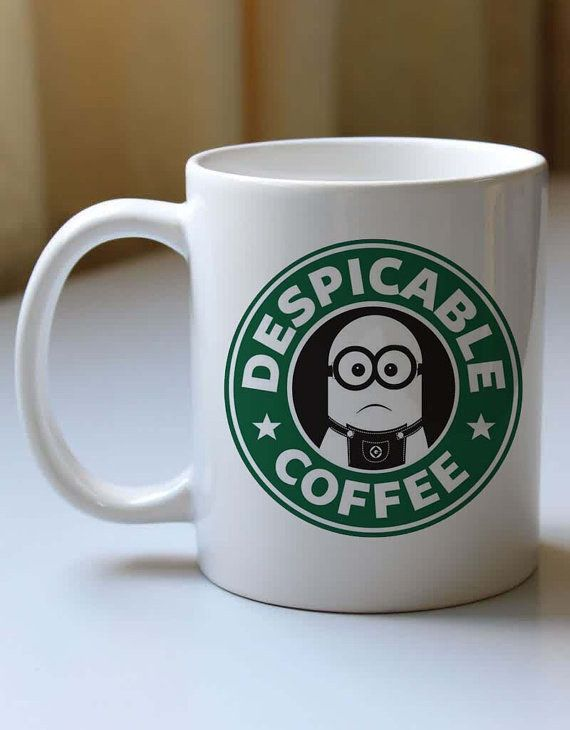 For the Despicable Me fans | Community Post: 32 Awesome Mugs Every Movie Lover Will Appreciate