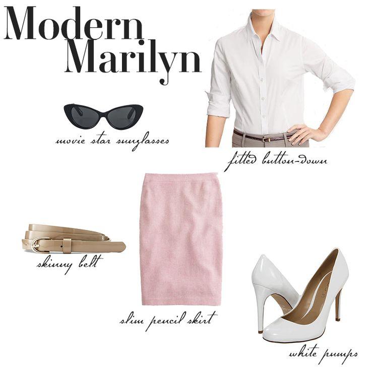 My Week with Marilyn ~ a fashion post - Allyson in Wonderland