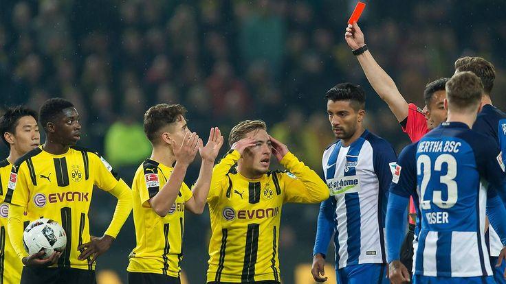 Fouldebatte überschattet BVB-Spiel: Dardai schwärmt, Tuchel ist genervt