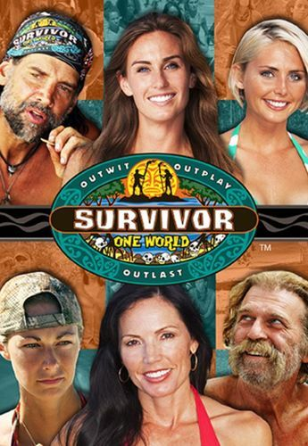 Survivor: One World [6 Discs] [DVD]