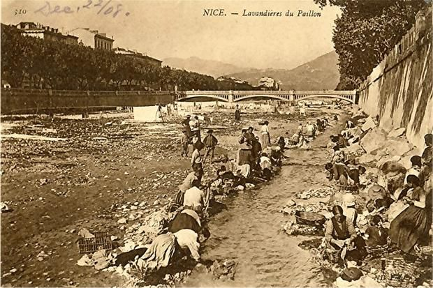Postcards of the Past - Vintage Postcards of Nice, Cote d'Azur, France