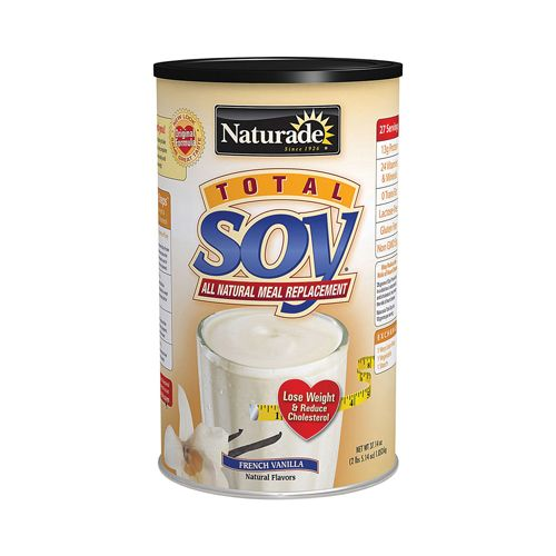Naturade Total Soy Meal Replacement French Vanilla (1x2 Lb) ()
