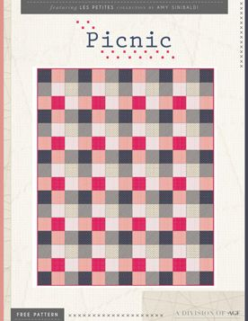 Picnic Quilt by AGF Studio
