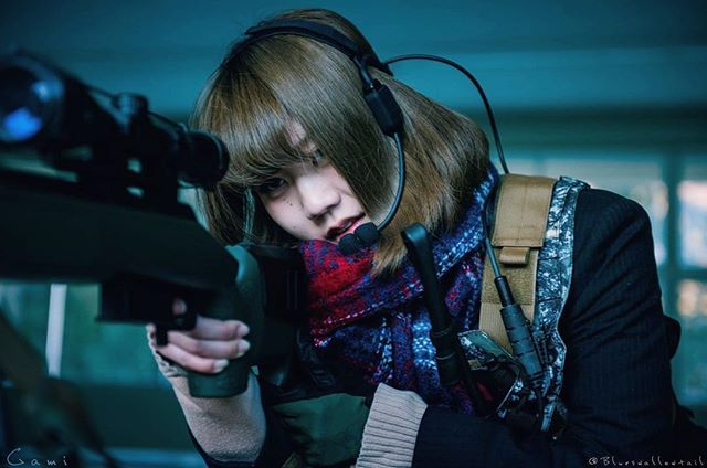 "WEBSTA @ blueswallowtail - Next card please... "" TANGO DOWN club "" High-school girl  #japon #japan #tokyo #pewpew #sniperrifle #pewpewlife  #308win #remington  #sharpshooter #remington700 #M40 #762nato  #308 #m700 #m40a5  #surefire #realtreecamo #sniper #gungirl #jk #highschool  #highschoolfriends #highschoolgirls  #schoollife #tactical #tacticallife #tacticalgear"