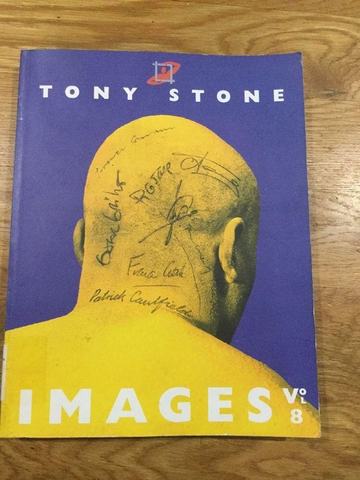 Tony Stone Images Volume 8, stock photography, Images catalog, Getty 1997