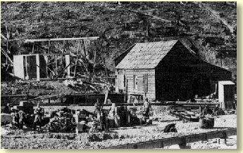 The Cariboo Gold Rush Barkerville Section
