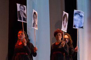 22 funciones de teatro gratuitas por la paz y la no violencia contra las mujeres