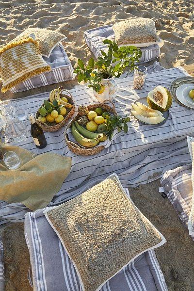 Herrliche Pause in der Natur! Wir haben alles für Ihr Picknick …