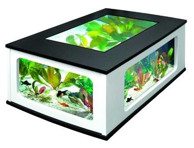 Fondre son aquarium dans son intérieur http://www.zoomalia.com/animalerie/table-basse-aquarium-300l-p-5128.html
