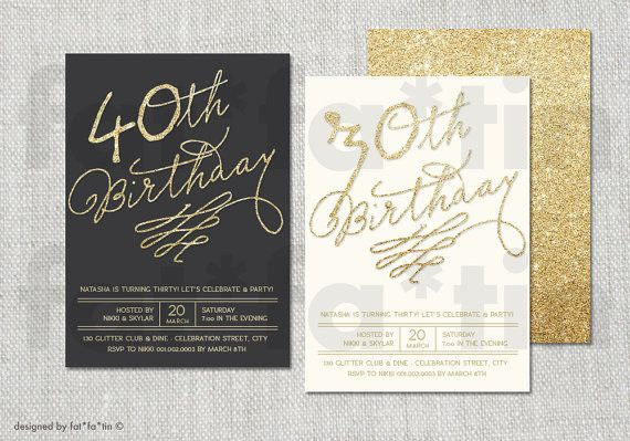 milestone birthday invitations ivoiregion