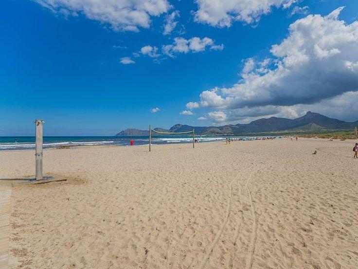 Son Serra de Marina. Mein Lieblingsstrand auf Mallorca!