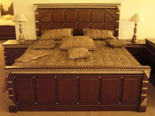 Best Latest Modern Chiniot Furniture Designs 2019 Bed Design 640 x 480