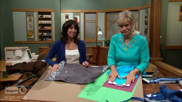 Machine Embroidery in 6 Easy Lessons (Part 2 of 2) - SEWING WITH NANCY