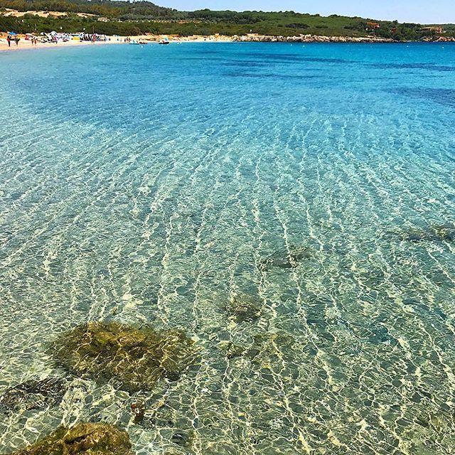 """Il mare incanta, il mare uccide, commuove, spaventa, fa anche ridere, alle volte, sparisce, ogni tanto, si traveste da lago, oppure costruisce tempeste, divora navi, regala ricchezze, non dà risposte, è saggio, è dolce, è potente, è imprevedibile. Ma soprattutto: il mare chiama. """"Alessandro Baricco"""" . #volgoitalia #italian_trips #italiainunoscatto #visititalia #italia365 #ig_italy #vivo_italia #yellerssardegna #loves_united_places #yallersworld #nature_altinkare #yallersitalia…"""