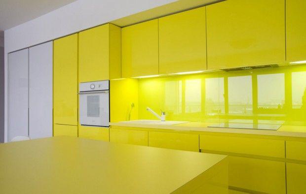 Appartement Color 233 Par Pera Studio Cuisine Kitchen