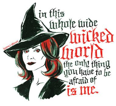 Top 20 Fiona Goode quotes. Click the picture to read the list and see some cool fan art.