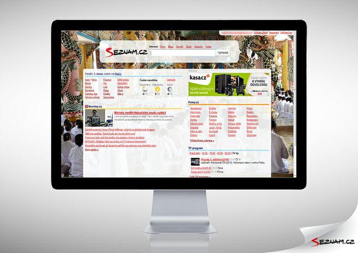 Nahrajte si fotku z dovolené na pozadí domovské stránky! Je to naprosto jednoduché. #customize #vacation #homepage