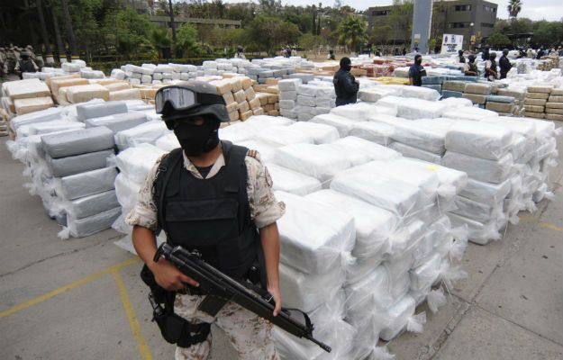 Mapping the incredible spread of Mexican drug cartels in the U.S.