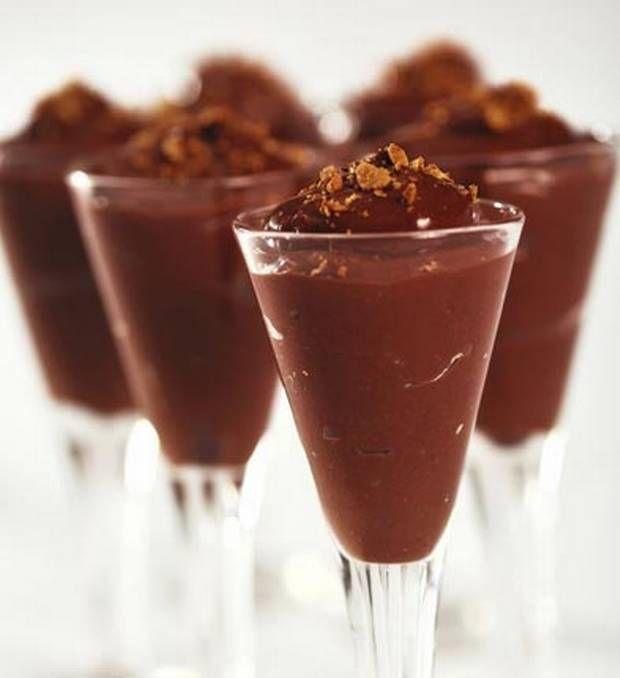Chocolate Mousse - macrobiotic recipe  Macrobiotic Diet - Macrobiotic Recipes  ----------------------------------------------  #MacrobioticDiet #MacrobioticRecipes