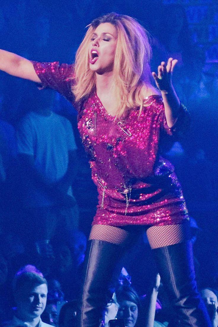 SHANIA TWAIN - Rock This Country 2015 Tour - HawtCelebs - HawtCelebs