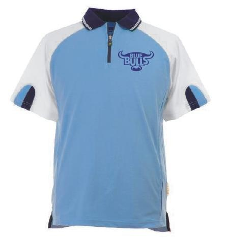 Blue Bulls Polo Shirt
