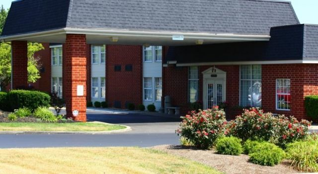 Quality Inn & Suites Mansfield - 2 Sterne #Hotel - CHF 66 - #Hotels #VereinigteStaatenVonAmerika #Mansfield http://www.justigo.ch/hotels/united-states-of-america/mansfield/hotel-n-trimble-rd-mansfield_114739.html