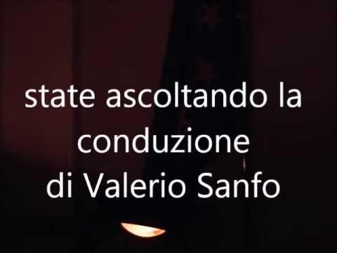 TECNICHE DI RILASSAMENTO - ESERCIZIO PRATICO Valerio Sanfo - YouTube