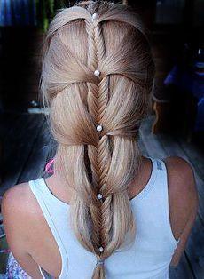 Супер прически своими руками для длинных, средних и коротких волос. Фото и видео уроки | Красивые прически на выпускной. 60 вариантов!