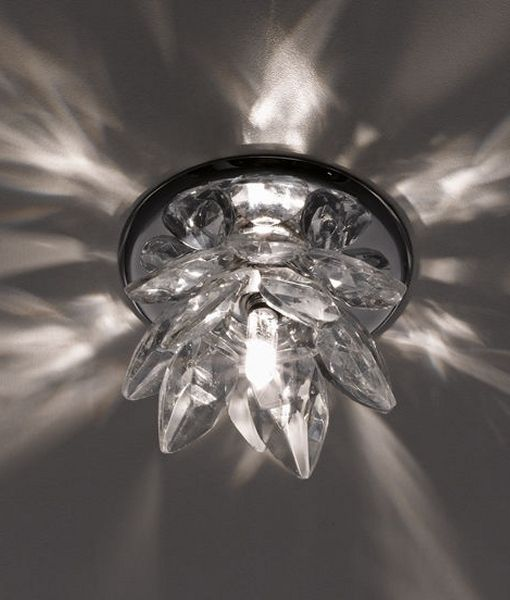 99 best bathroom en suite cloakroom lighting mirrors images on crystal chrome flower downlight low voltage and great for many rooms aloadofball Images