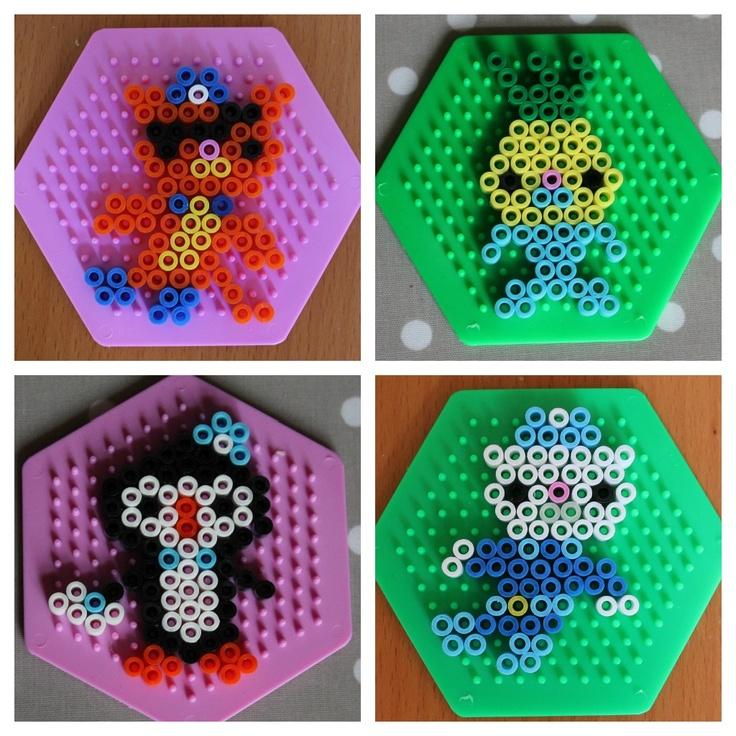 Super Cute Octonauts hama beads
