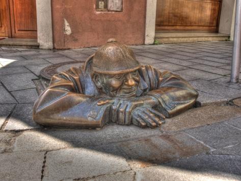 The Watcher, Bratislava