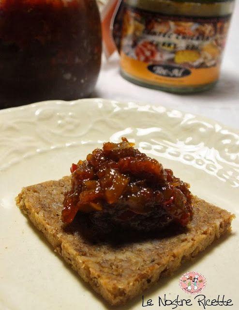 Le nostre Ricette: Chutney di Peperoni con cipolla e Curry