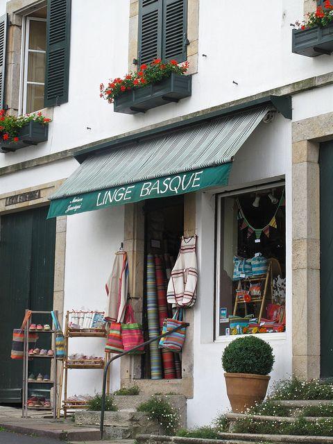 St Jean de Luz, Basque Country, France