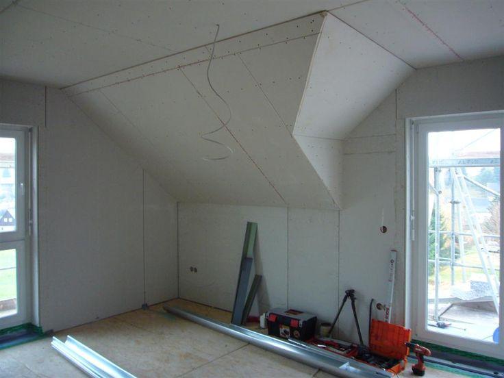 Bautagebuch Einfamilienhaus - hoher Kniestock