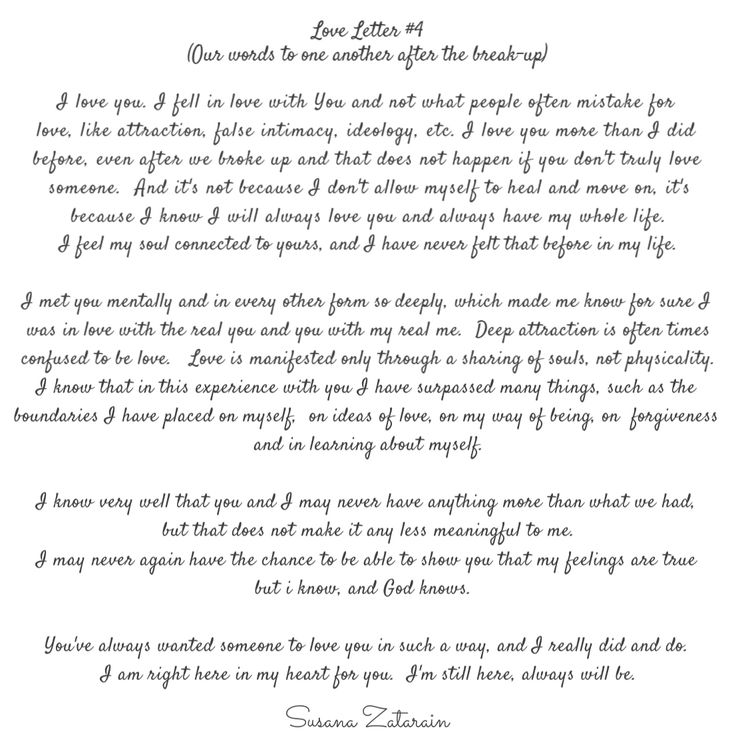 best 25+ break up letters ideas on pinterest | sad poems, sad