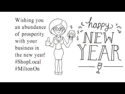 Happy New Year   Marketing Mary   White Board Marketing