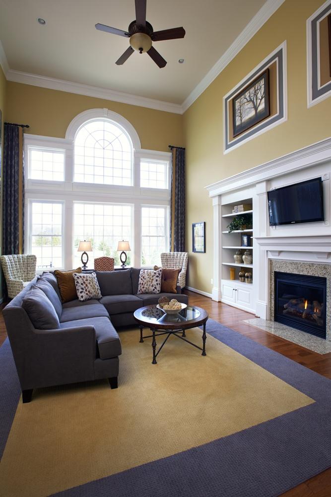 the wynterhall family room
