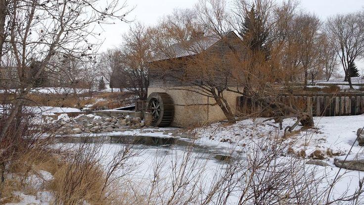 Cuthbert Grant's Mill at Sturgeon Creek