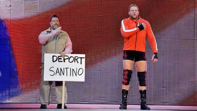 Santino Marella vs. Jack Swagger: photos | WWE.com