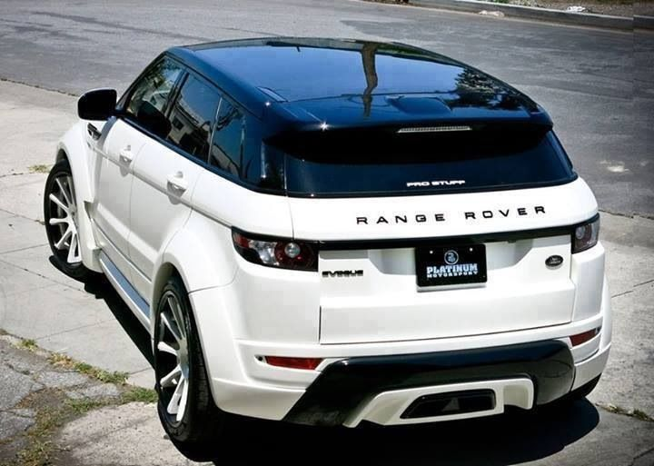 Range Rover Evoque- I want this car.. I need this car @rangerover