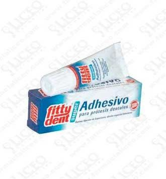FITTYDENT SUPERADHESIVO PROTESIS DENTAL ADHESIVO 40 ML