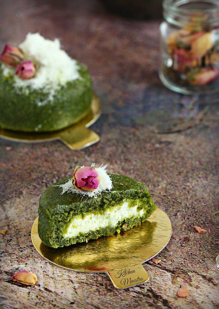 Mafroukeh (Arabic dessert) | kitchenMaestro                              …