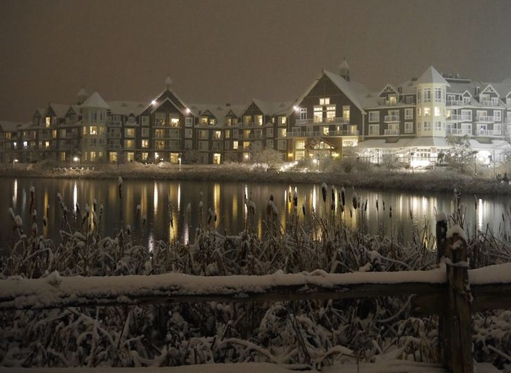 We love to escape to Blue Mountain Resort. Here's our top choice for Blue Mountain Lodging.