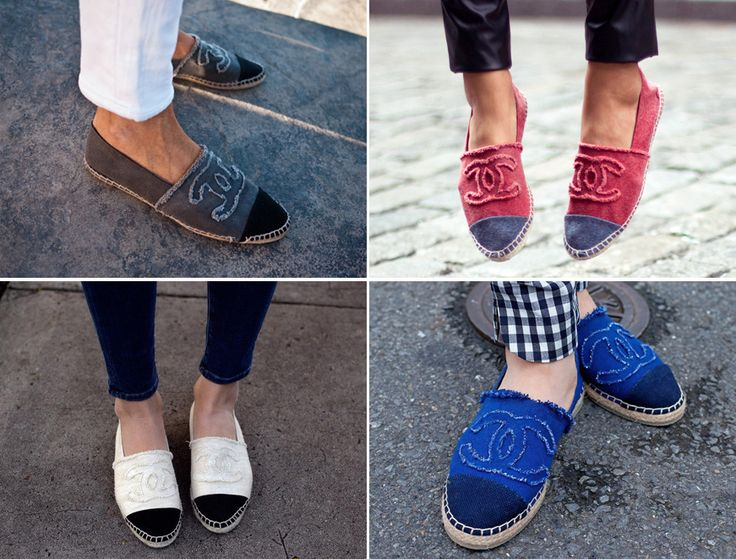 Shoe of the moment: Chanel Espadrilles | Why everyone is wearing them and get the look for less now!